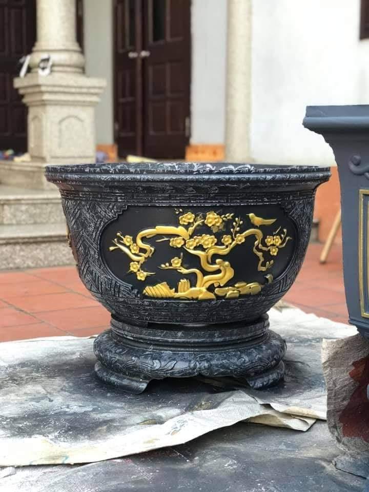 Khách hàngChậu Cảnh Thái Hòađánh giá về sản phẩmSơn nhũ vàng G9999